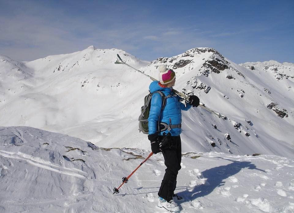 Esquiar en verano Alpes