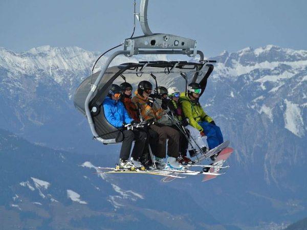Ofertas esquí reyes