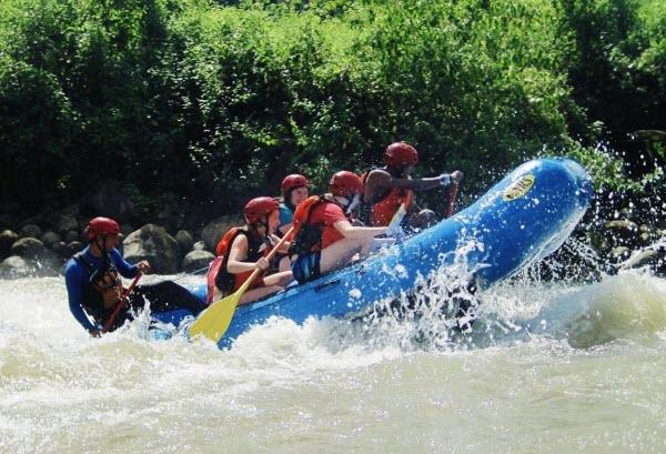 Rafting Pirineo catalán