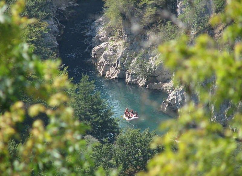 Rafting Pirineo Huesca