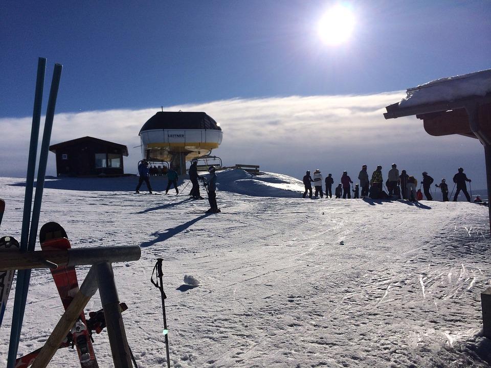 Esquiar en Argentina