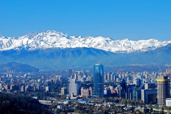 Esquí Santiago de Chile
