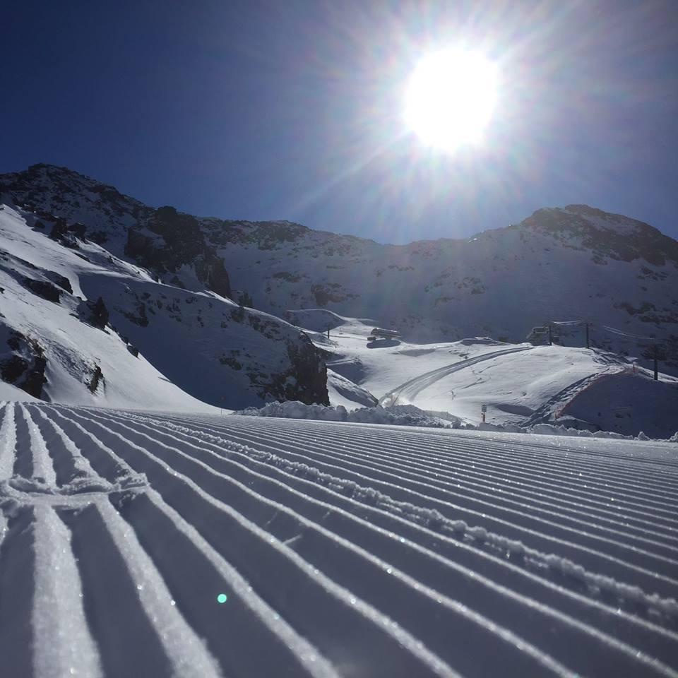 Así son las medidas Anti-COVID19 en las Estaciones de Esquí españolas