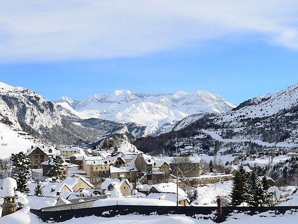 Valle de Tena en el Pirineo aragonés