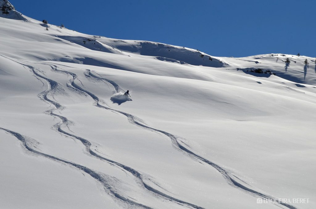 Fin de semana en el Pirineo catalán: Esqui en Baqueira-beret