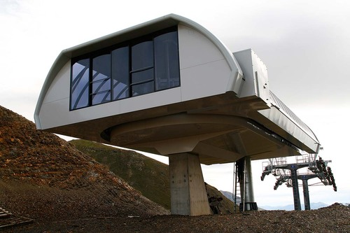 Estación esquí Filià
