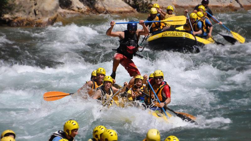 Rafting Huesca - Valle de Benasque