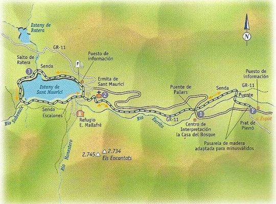 ruta-estany-sant-mauirici-aiguestortes
