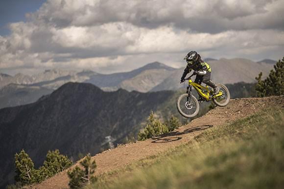 Vallnord Bike Park Downhill