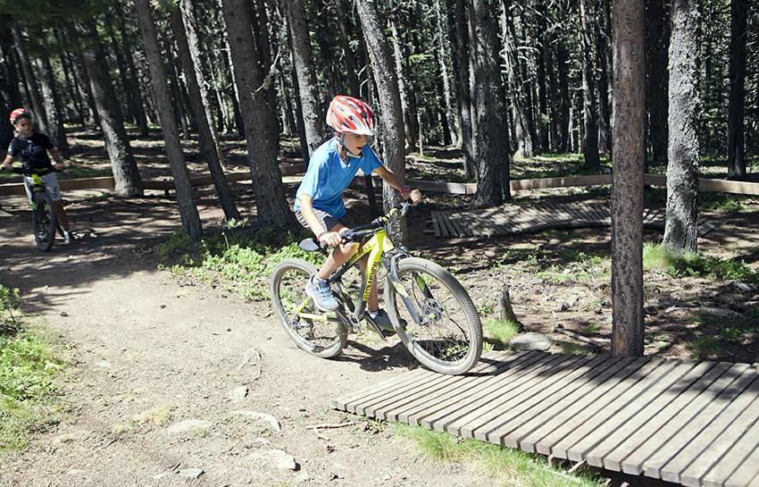 Vallnord Bike Park Woodpark