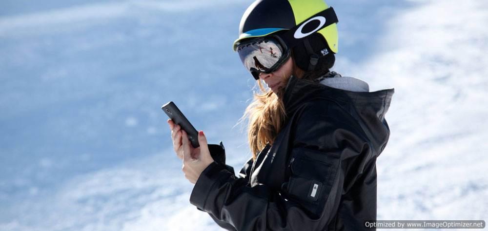 Y por fin llegó la nieve, ¡chequea el Parte de nieve y a esquiar!