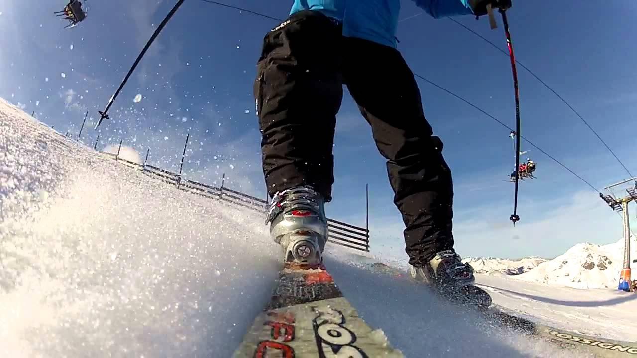 Da comienzo a la temporada de esquí con Tignes