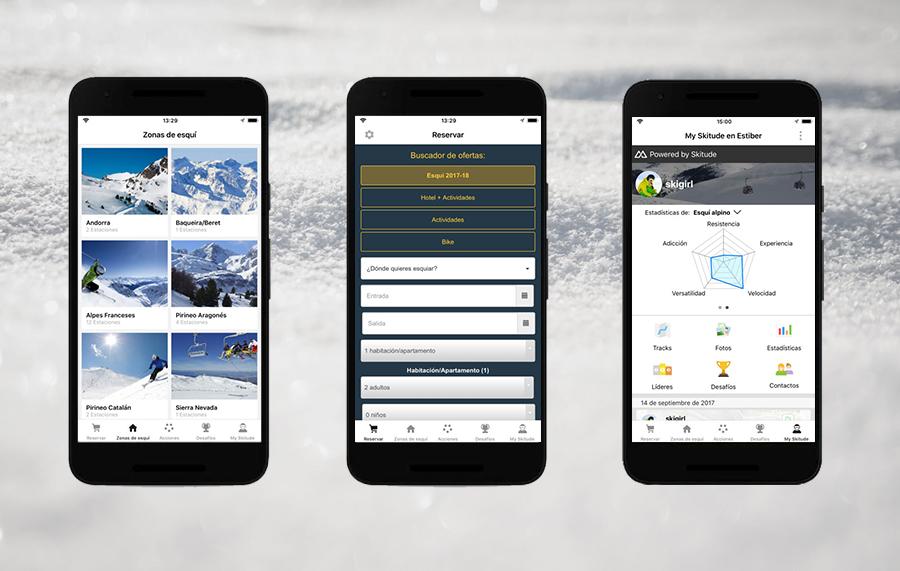 La nueva aplicación de Viajes Estiber, ¡no podrás vivir sin ella!