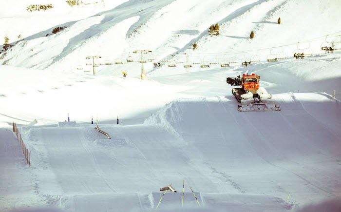 Snowpark Astún