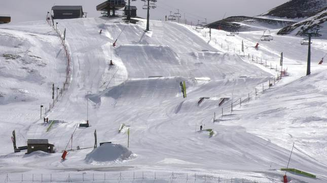 Snowpark Formigal