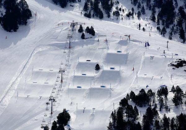 Snowpark Xavi Grau Roig
