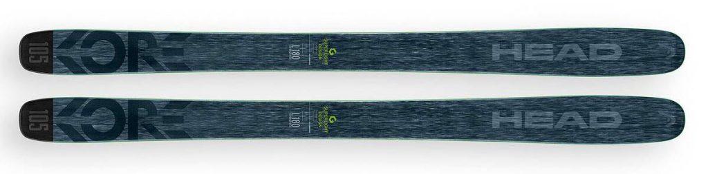 Cómo elegir esquís de freeride