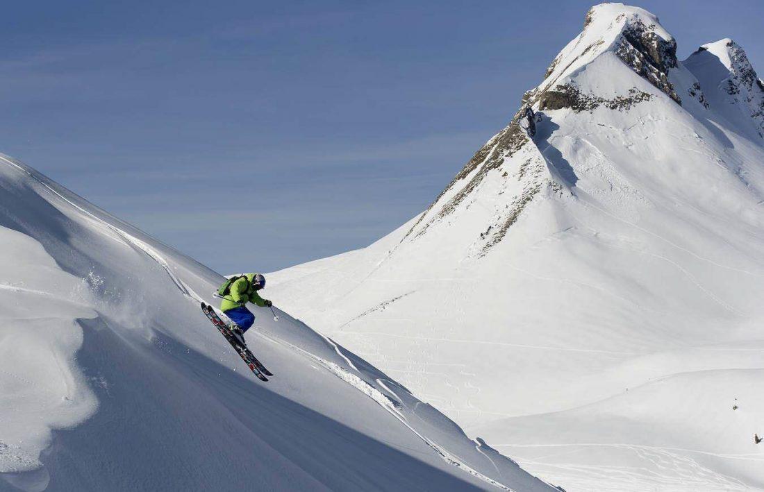 Esquís freeride como elegirlos