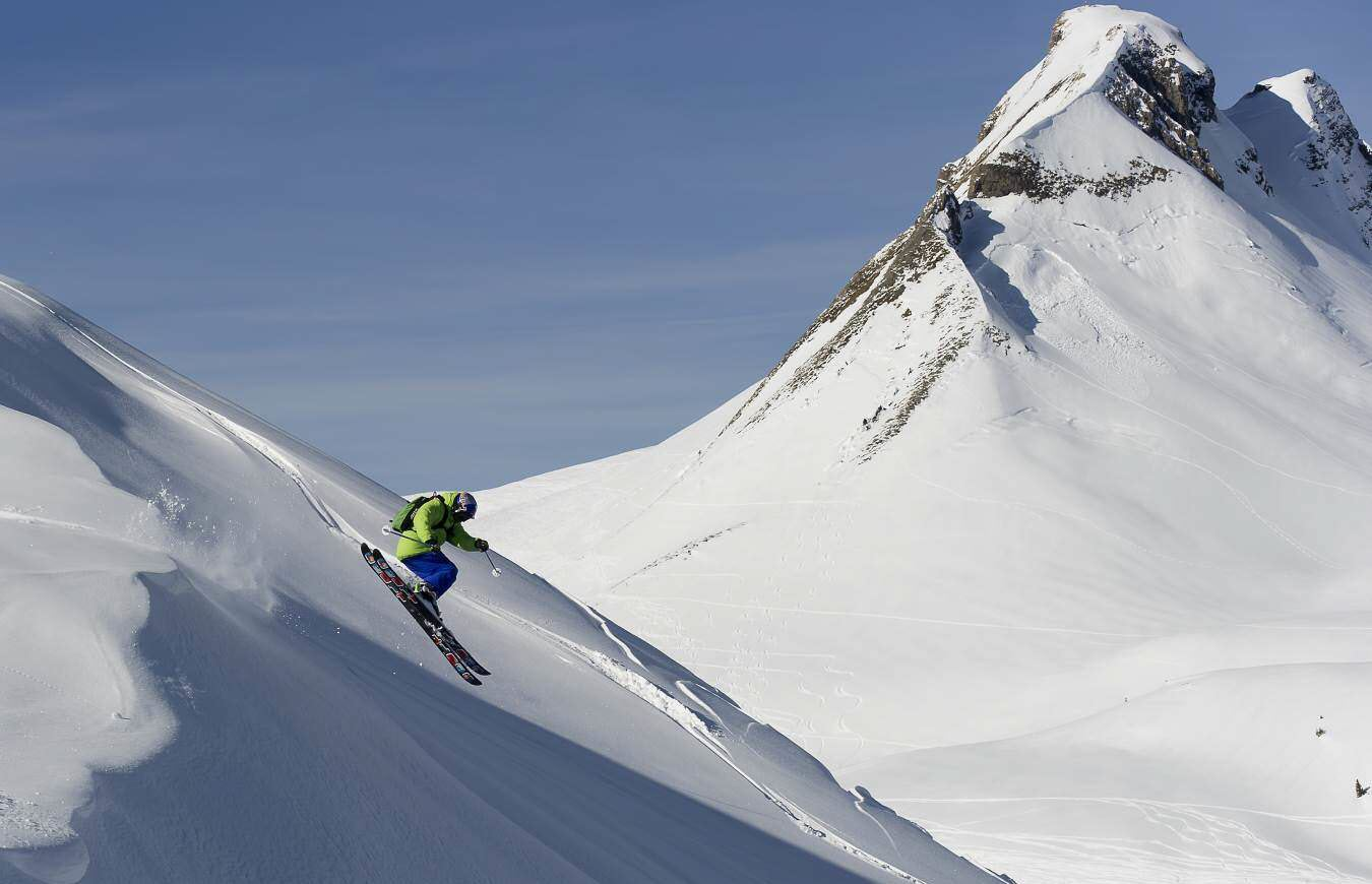 Esquís de Freeride, qué tener en cuenta al elegirlos