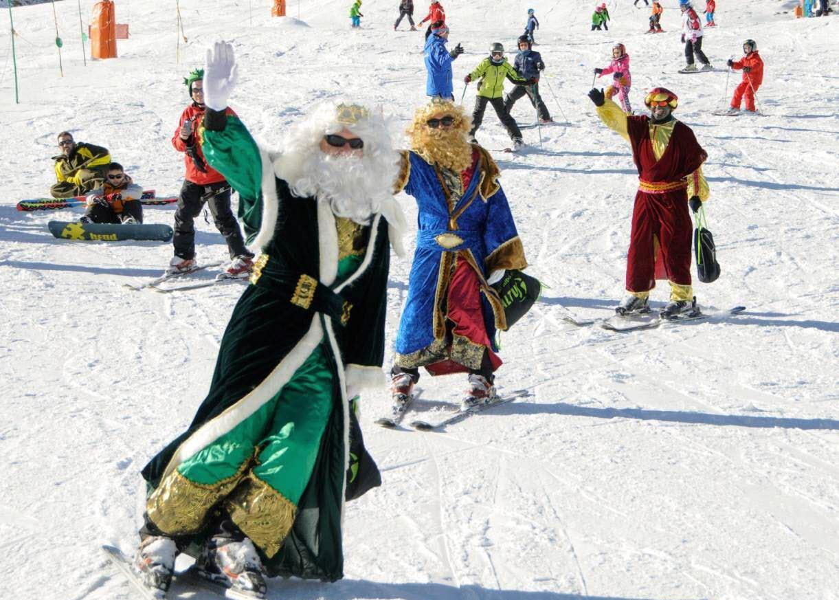 Dónde esquiar en Reyes: Andorra, Pirineo y Alpes