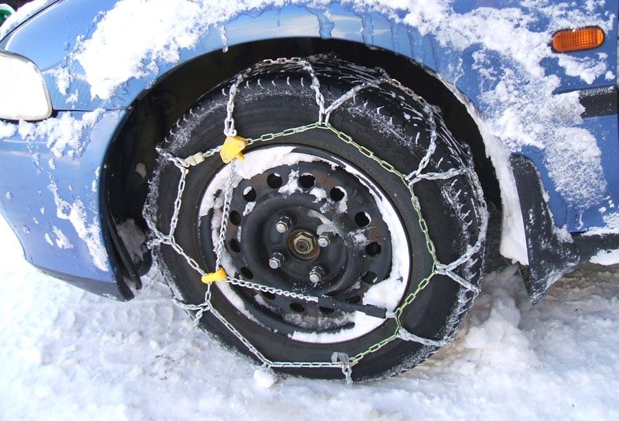 Cadenas de nieve, compañero indispensable en tus viajes de esquí