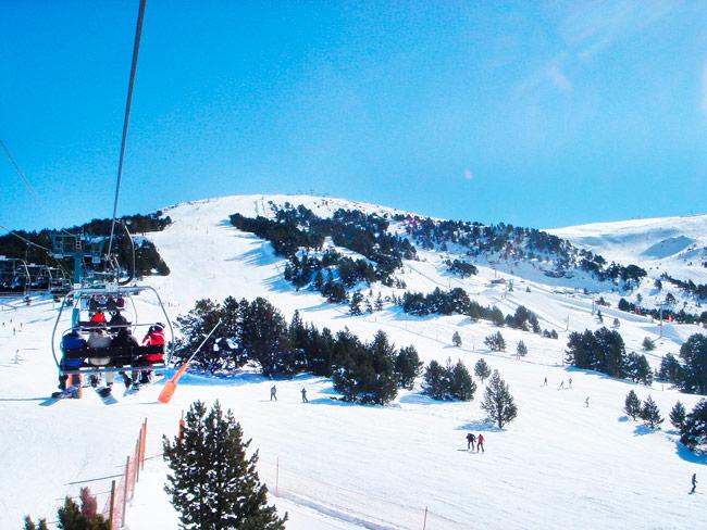 Grandvalira: Mapas, pistas, forfaits y todo lo que deberías saber de la estación de esquí de Andorra