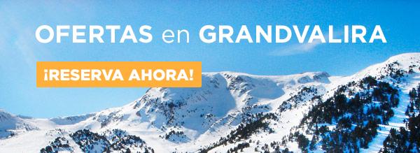Grandvalira ofertas esquí