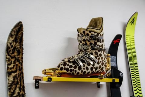 guardar botas esquí