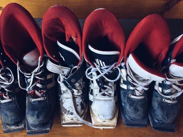 organización material esqui