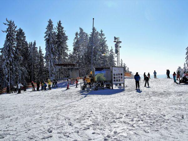 Esquiar en Primavera