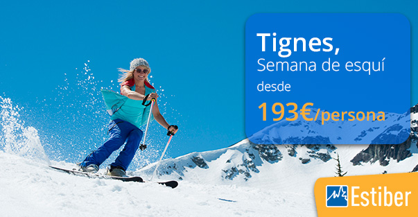 Banner oferta Tignes