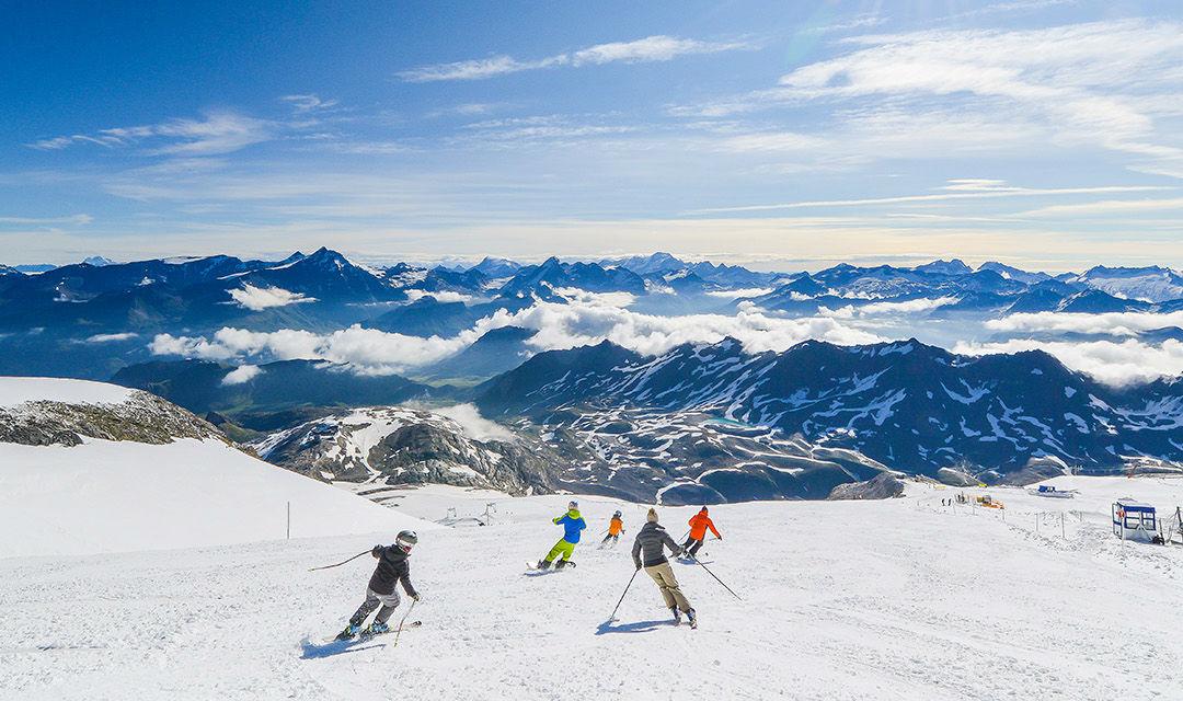 ¿Dónde esquiar en verano? ¡En Tignes y 2 alpes sin dudarlo!