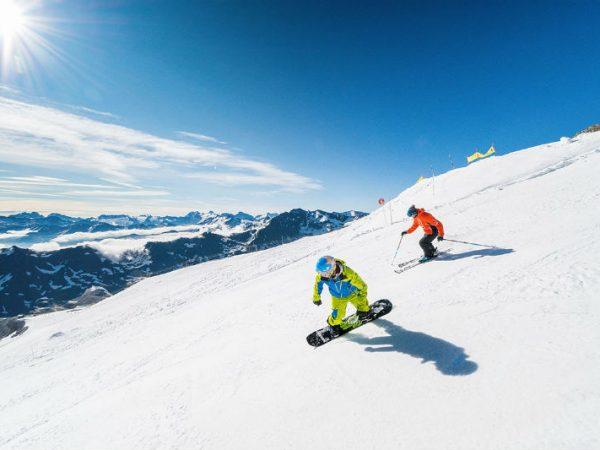 esquiar verano 2alps tignes
