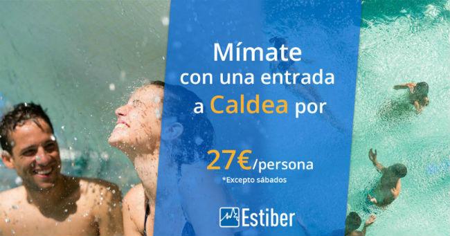 Banner oferta Caldea