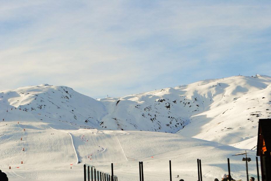 Estaciones esquí pirineos