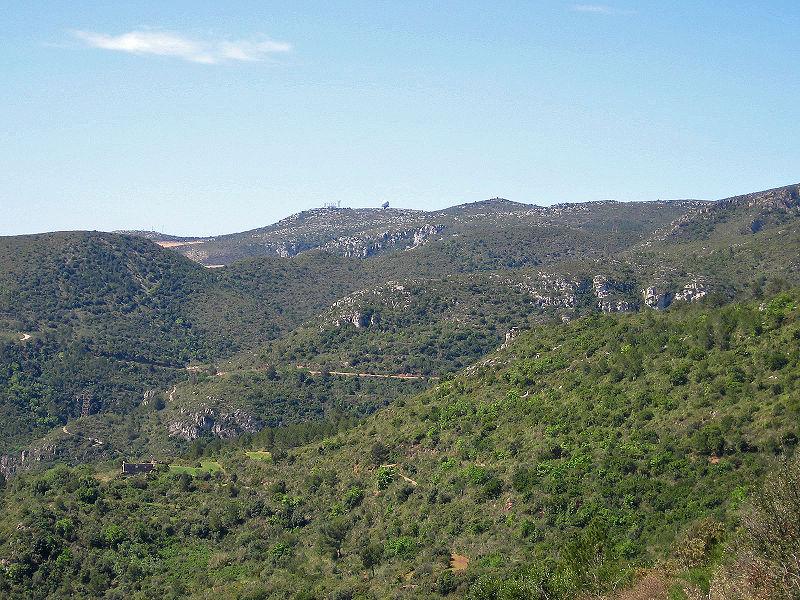 Excursiones con niños cerca de Barcelona - Parque Natural del Garraf