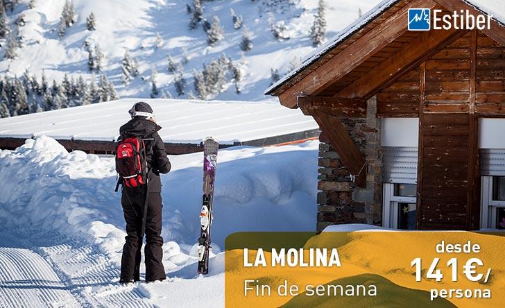 Ofertas de esquí La Molina (Hotel+Forfait)