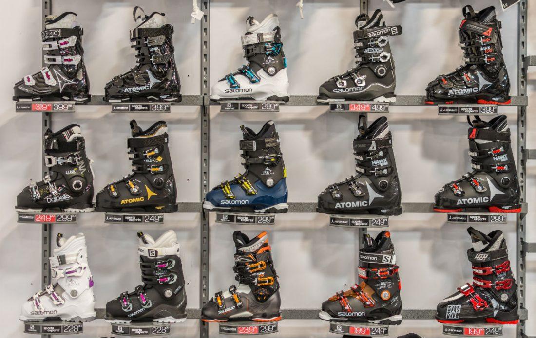 b8204b02c ☑ ¿Cómo elegir las mejores botas de esquí? Tipos y consejos