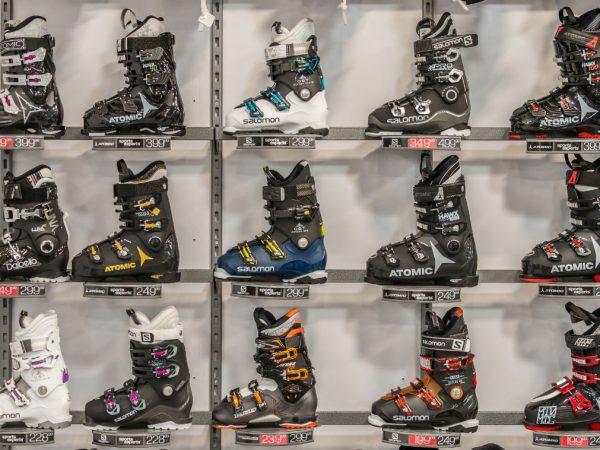 Botas de esquí, tipos y como elegirlas