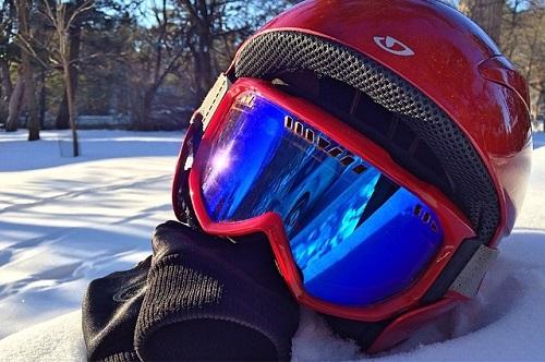 gadgets de esquí, gafas para esquiar