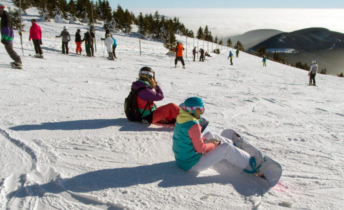 consejos iniciarse snowboard