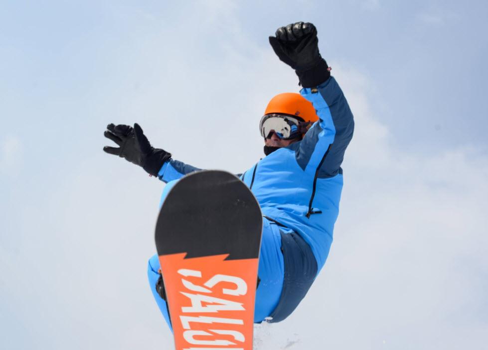 consejos snowboard