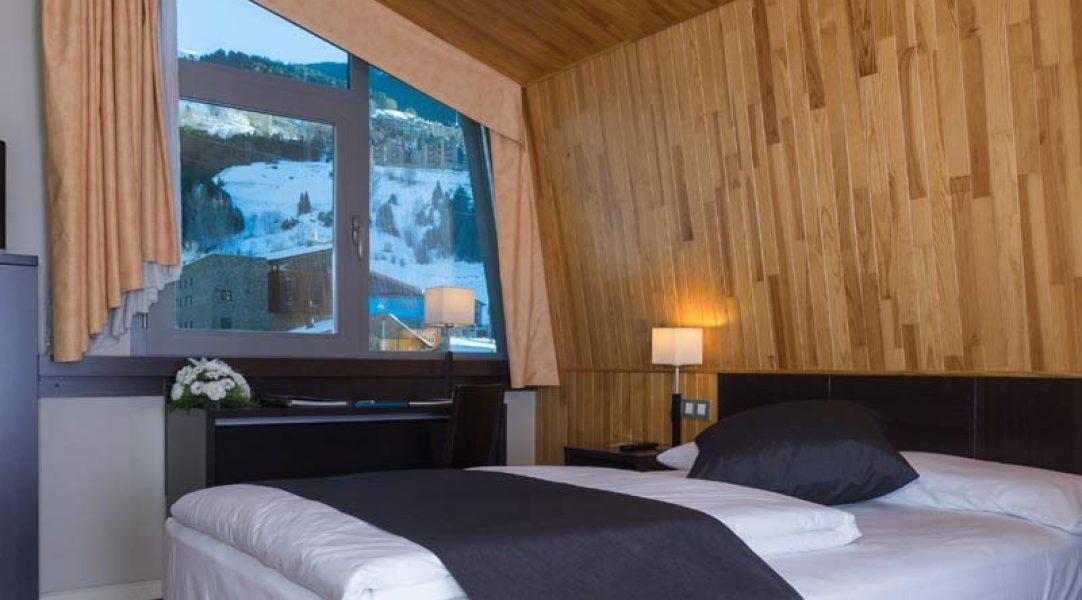 Hotel Font d'Argent en Canillo 4 – Hoteles pie de pista Grandvalira