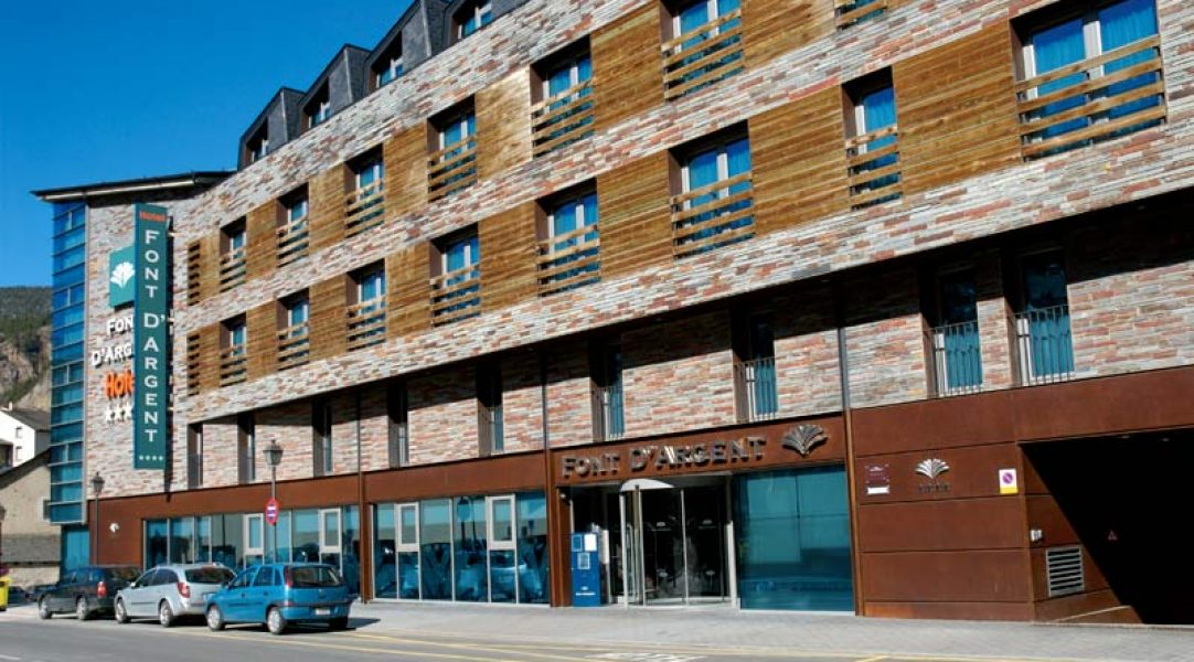 Hotel Font d'Argent en Canillo – Hoteles pie de pista Grandvalira