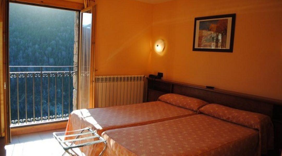 Hotel Ransol en El Tarter – Hoteles pie de pista Grandvalira