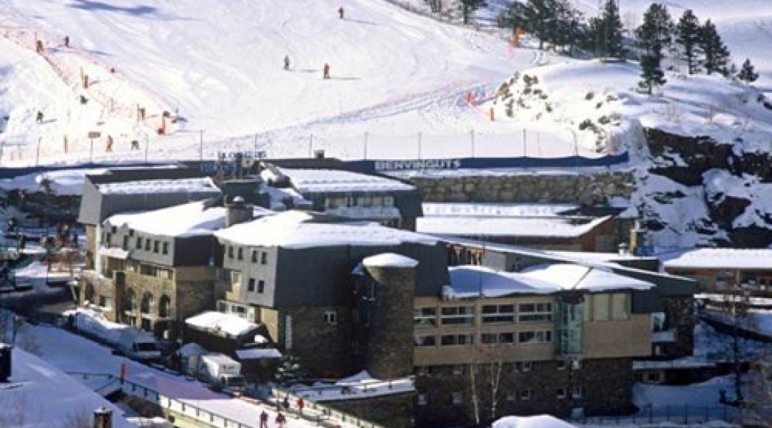 Hotel Spa Llop Gris en El Tarter 1 – Hoteles pie de pista Grandvalira