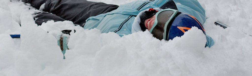 Aprender a esquiar en un dia