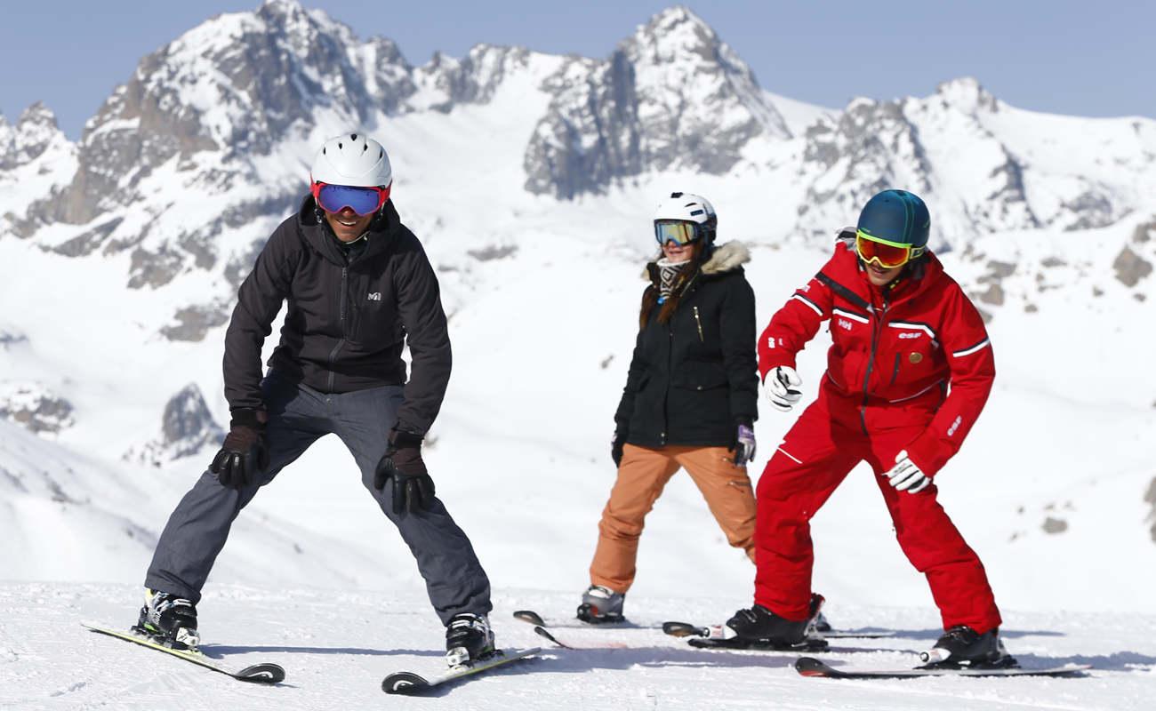 Aprender a esquiar en un día… ¿es posible?