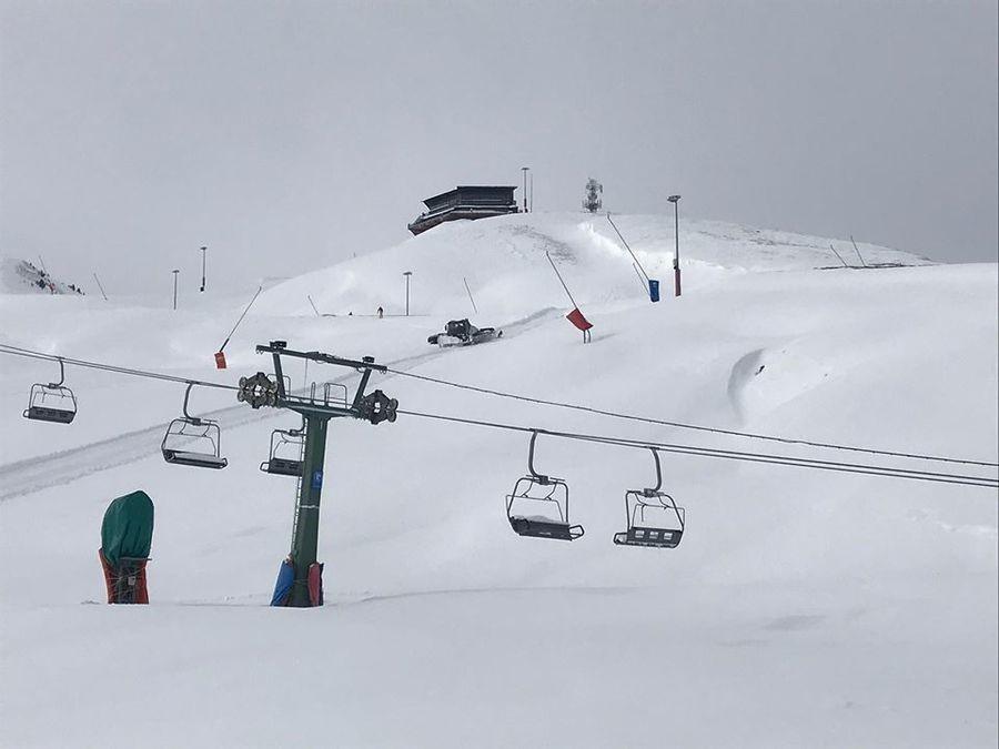 fechas de inicio de temporada de esquí