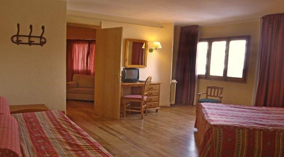 habitacion-hotel-nievesol-formigal